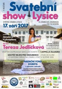 Plakát Lysice 2017