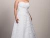 Svatební šaty Barbora