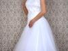 Svatební šaty Sněhurka