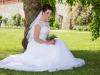 Svatební šaty Miley