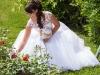 Svatební šaty Adéla